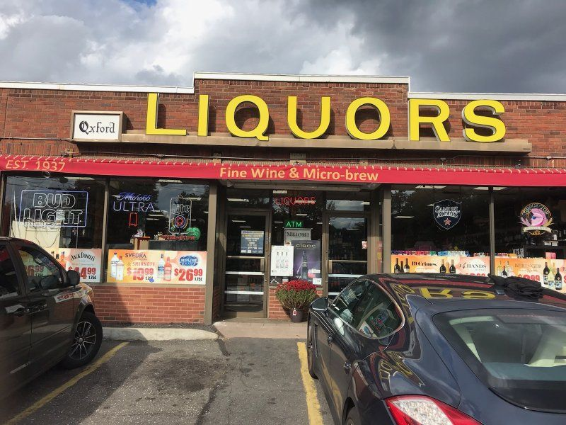 Oxford Liquors - Bitcoin Station