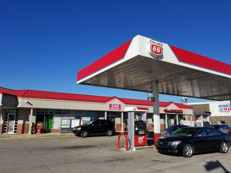 38th & Lafeyette - Phillips 66 Gas Station - GetCoins