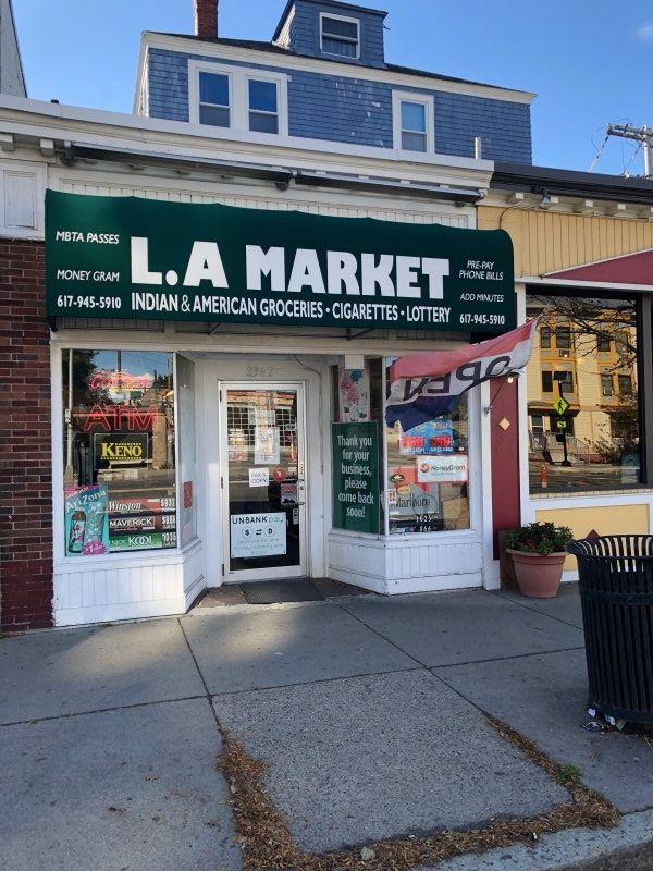 LA Market - Unbank.world