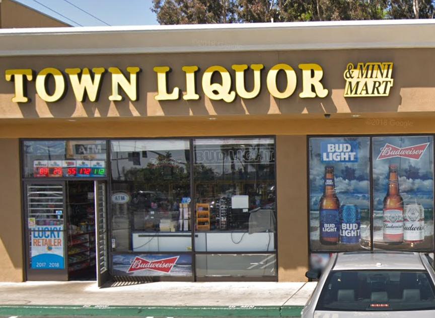 Towne Liquor - Blockchain BTM