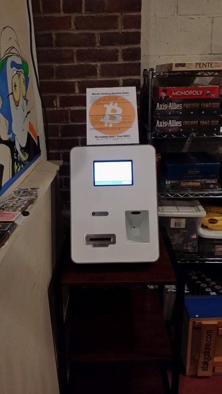 Buy Here Pay Here Nh >> Area 23 - Shire Cryptocoin | 254 N State St, Concord, NH 03301 | Bitcoin ATM locator