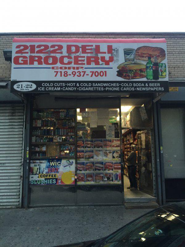2122 Deli - Cottonwood Vending