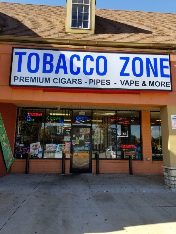 Tobacco Zone - CoinFlip Bitcoin ATMs