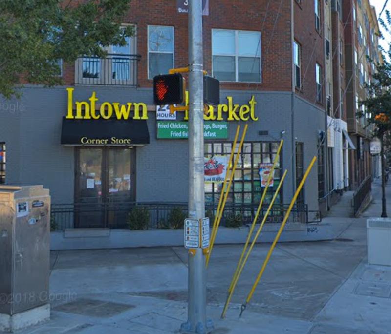 Intown Market & Deli - CoinCloud