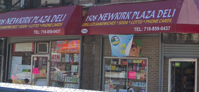 Newkirk Plaza Deli & Grocery - Coinsource 1