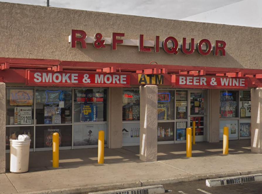 R&F Liquors - National Bitcoin ATM