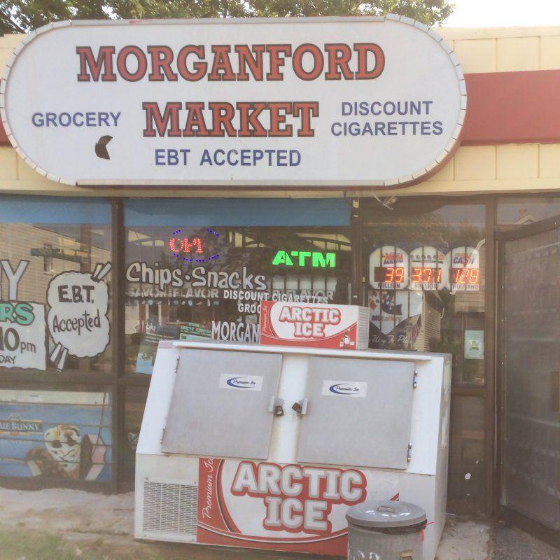 Morganford Market - Athena Bitcoin