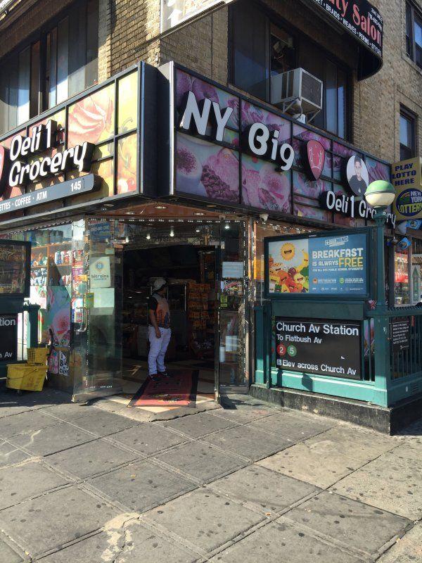 NY Big Deli 1 Grocery - Cottonwood Vending