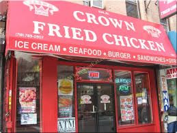 Crown Fried Chicken & Pizza - Coinsource