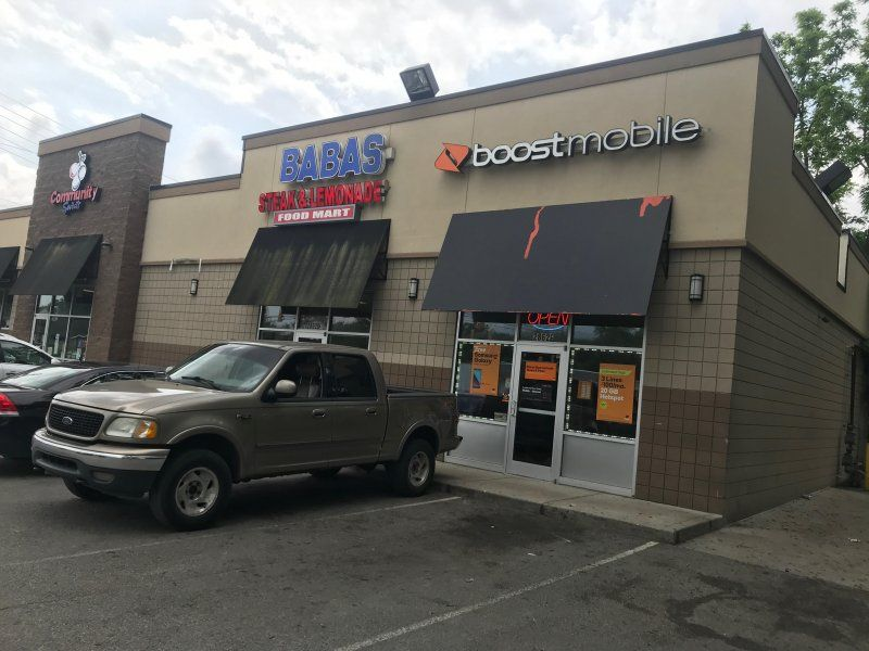 Boost Mobile on MLK DR. - Bitcoin of America