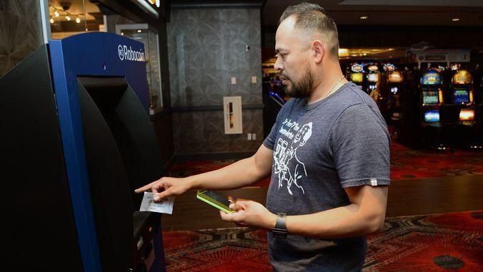 The D Las Vegas Casino - CoinCloud 5