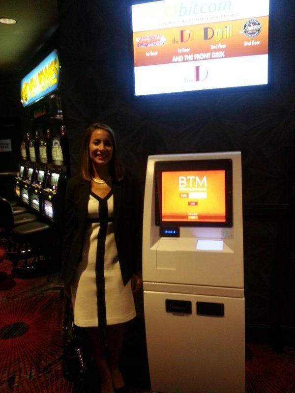 The D Las Vegas Casino - CoinCloud 2