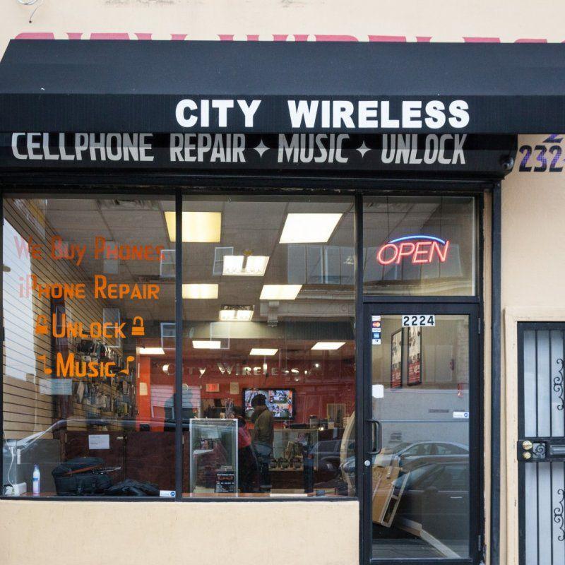 City Wireless - Athena Bitcoin