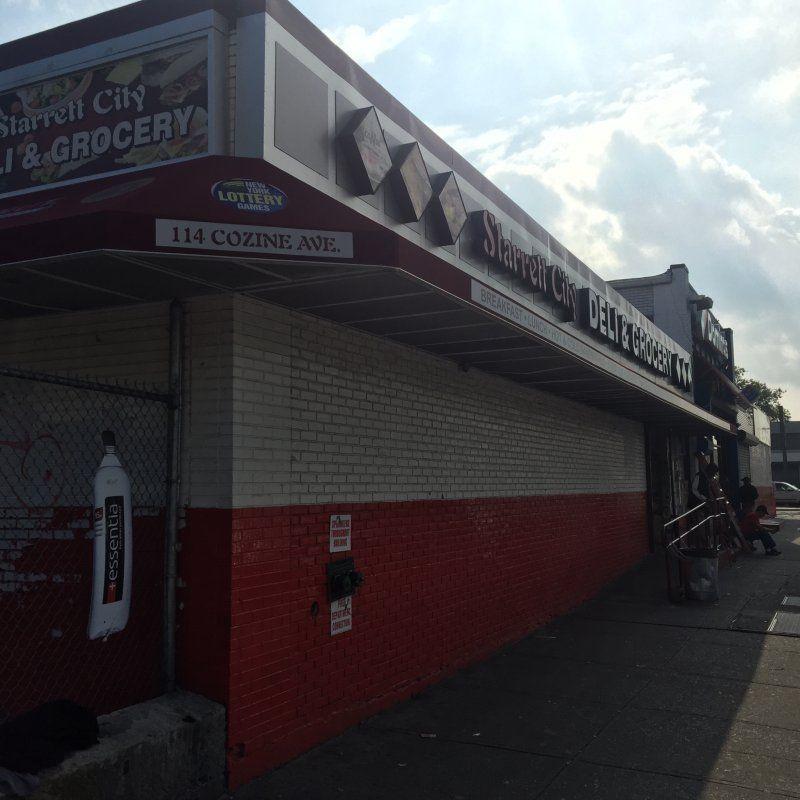 Starrett City Deli & Grocery - Cottonwood Vending