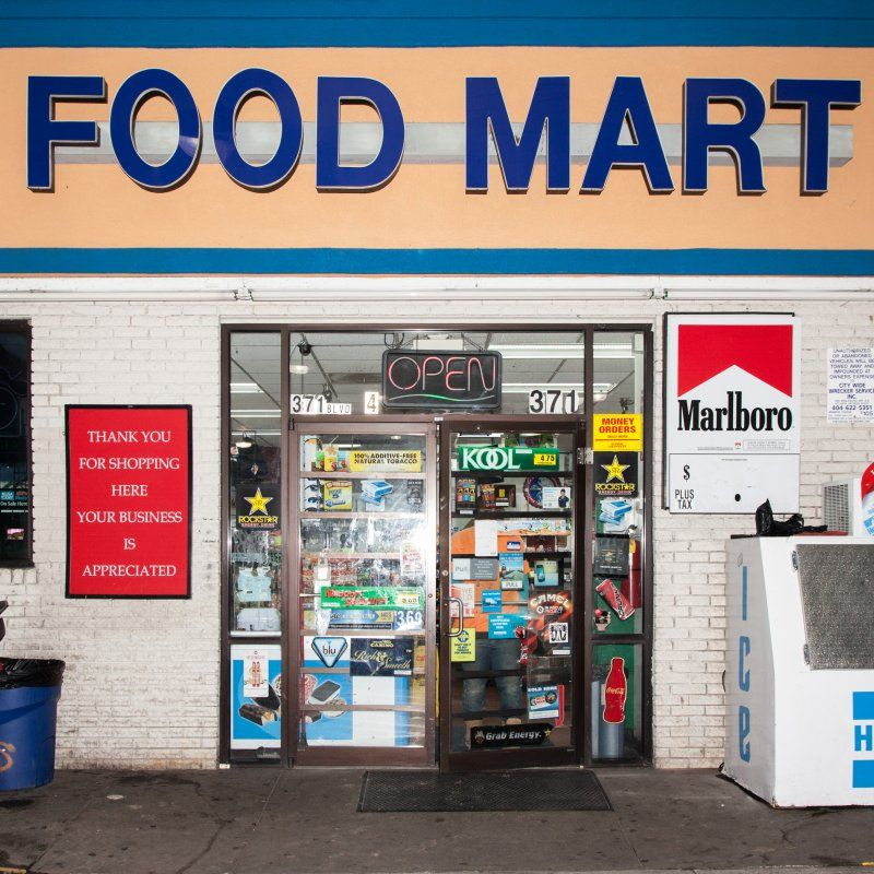 Chevron Food Mart - Athena Bitcoin