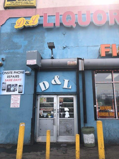 D and L Liquor Store - Bitcoin of America