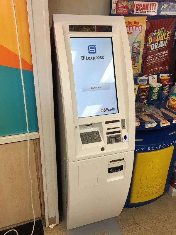 BP Gas Station - University City Blvd & 485 - Bitexpress 1