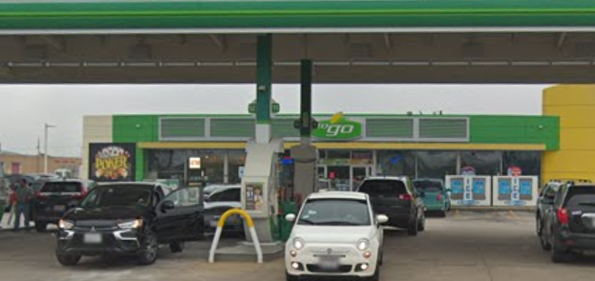 BP Gas Station store - Digital Mint