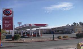 76 Gas Station (3965 E Charleston Blvd) - Coinsource 1