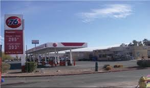 76 Gas Station (3965 E Charleston Blvd) - Coinsource