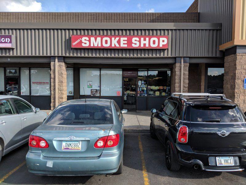 Trader's Smoke Shop - Phoenix Crypto