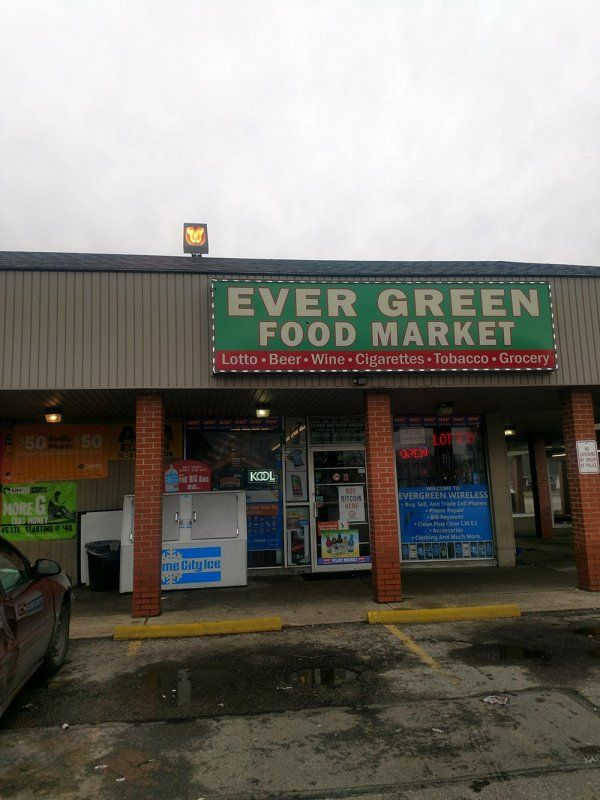 Evergreen Food Market - Bitcoin of America 3