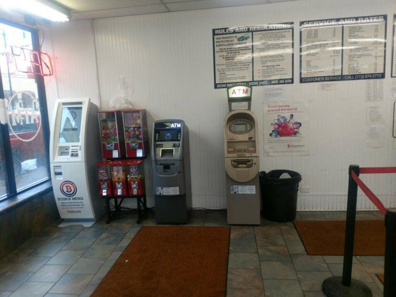 Currency Exchange (Cottage Grove) - Bitcoin of America