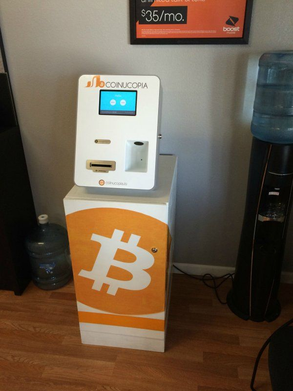 Boost Mobile - Coinucopia