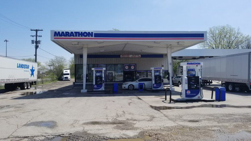 Marathon Gas - Black Frog Blockchain Ventures LLC
