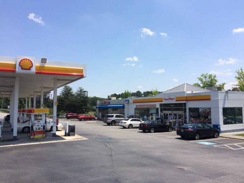 Shell Food Mart - Bitcoin Depot