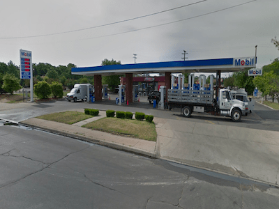 7 Mile & Meyers Rd - Mobil Gas Station - GetCoins