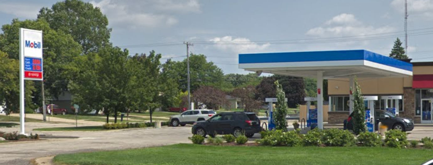 10 Mile & Southfield Rd - Mobil Gas Station - GetCoins