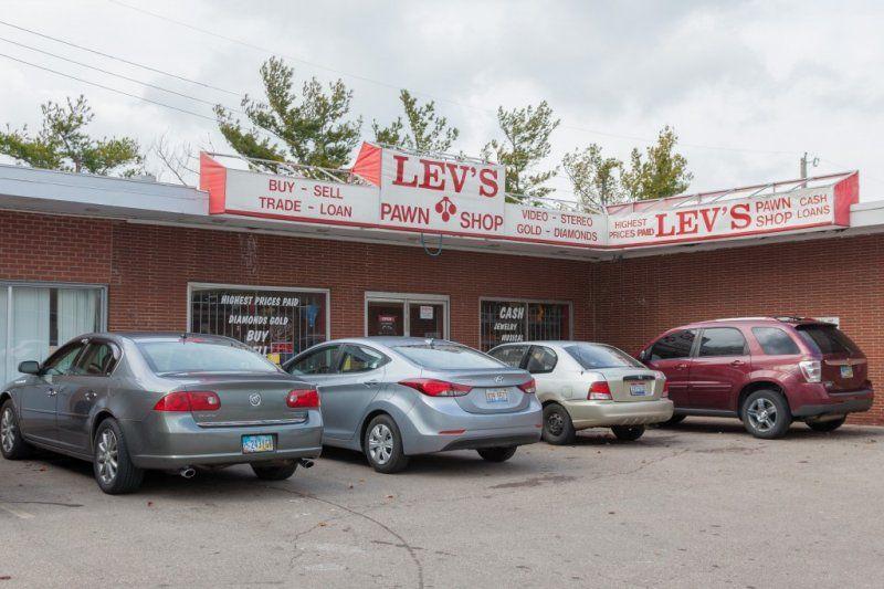 Lev's Pawn Shop WPAFB - Athena Bitcoin