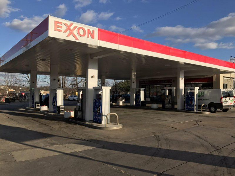 Exxon Gas Station - Capitol Heights - Bitexpress