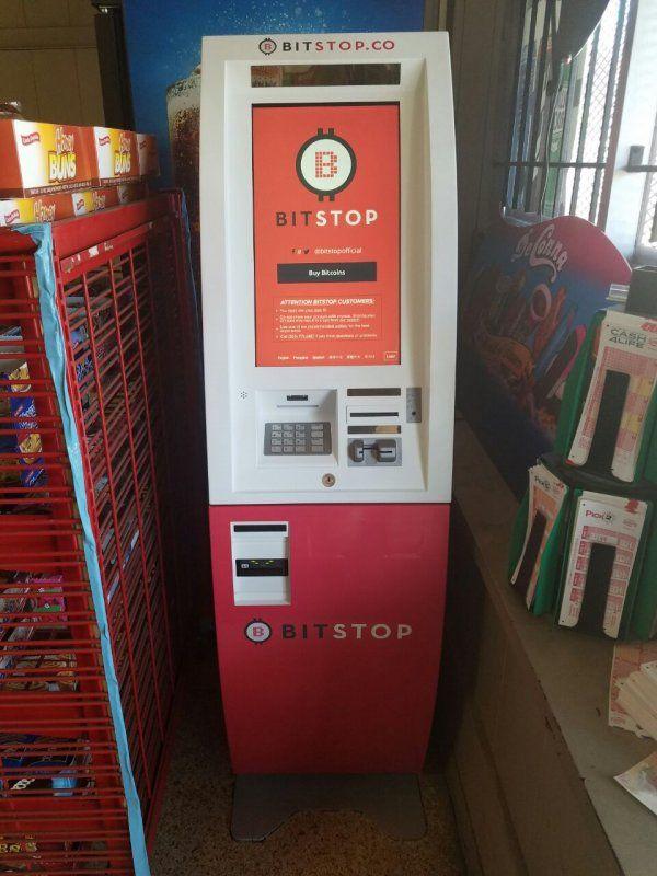 Stockton Food Mart - Bitstop 1