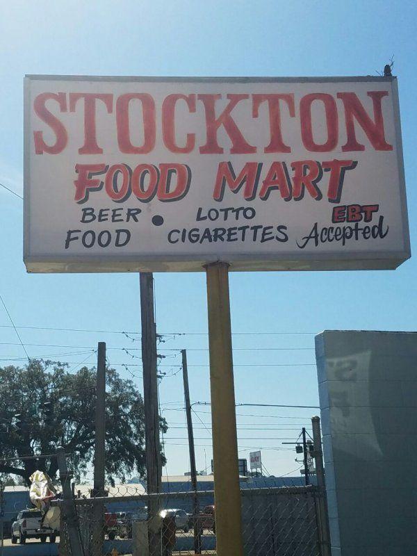 Stockton Food Mart - Bitstop 2