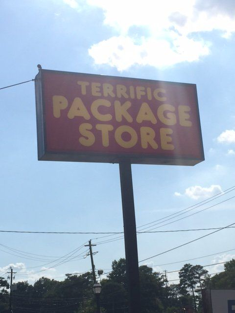 Terrific Package Store - Bitcoin Depot