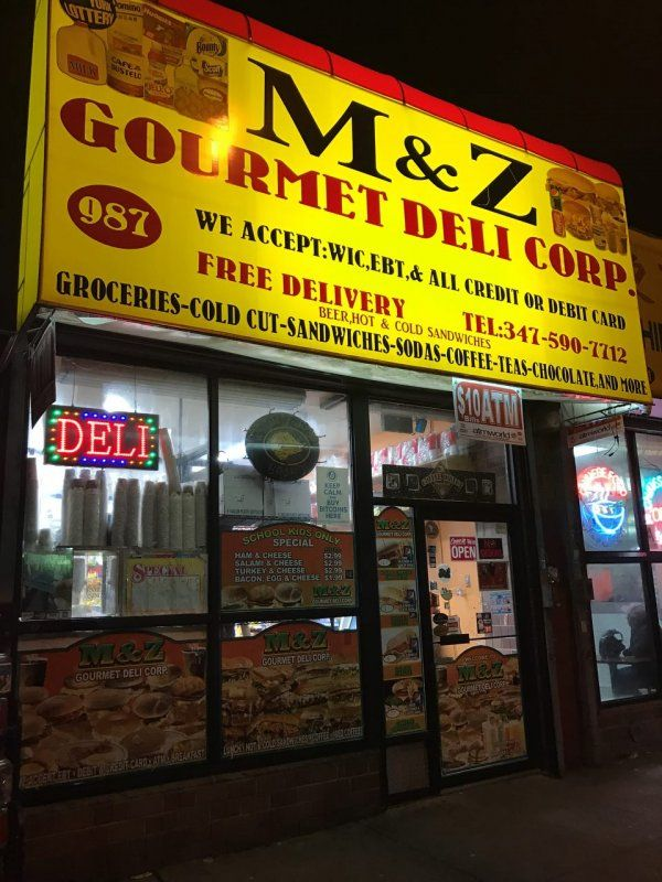 M & Z Gourmet Deli Corp - Cottonwood Vending