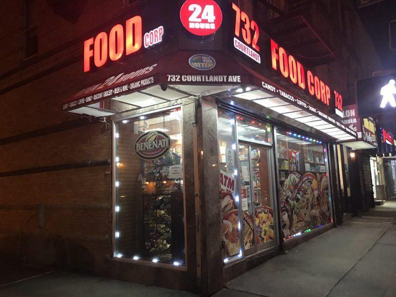 732 Food Corp - Cottonwood Vending
