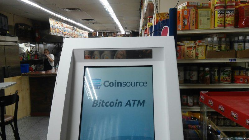 New Beginning Grocery - Coinsource