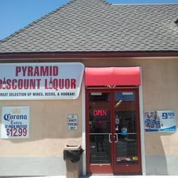 Pyramid Food, Gas, and Liquor - Coinsource