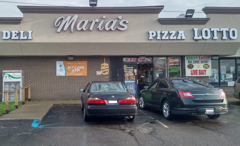 Marias Liquor - Slon BTM LLC