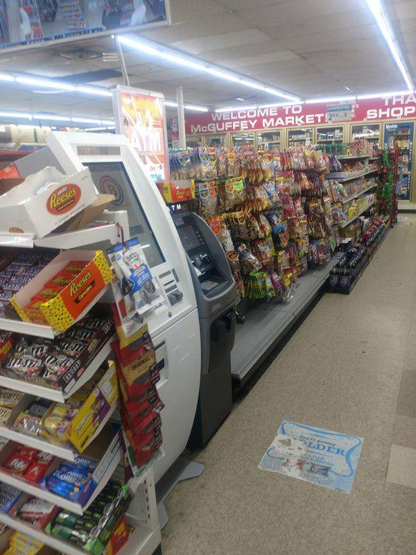Mc Guffey Market - Bitcoin of America 2