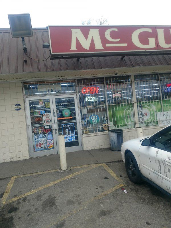 Mc Guffey Market - Bitcoin of America