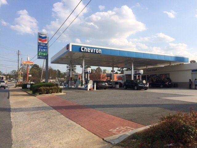 Chevron - Bitcoin Depot