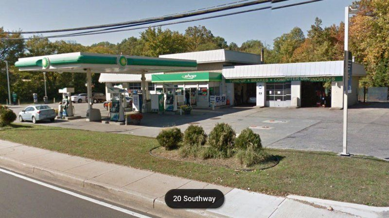 BP Gas Station - Greenbelt - Bitexpress