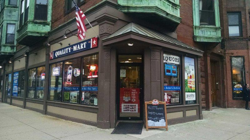 Quality Mart - Bitcoin Depot