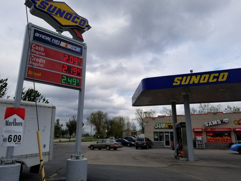 Sunoco Gas / Subway - Black Frog Blockchain Ventures LLC