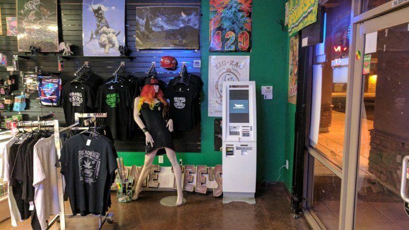 Traders Smoke Shop Glendale - Phoenix Crypto
