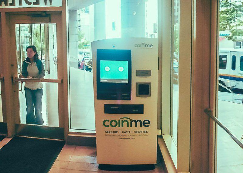 Westlake Center - Coinme